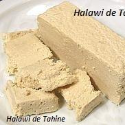 Halawi de Tahine
