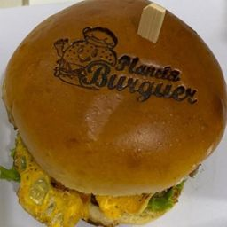 X Egg Burguer