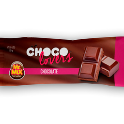 Picolé de Chocolate ao Leite