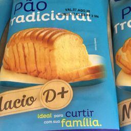 Pão de forma tradicional visconti 400 g