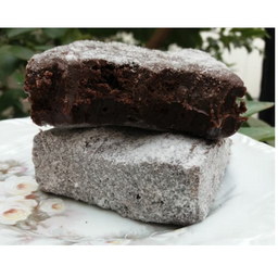 Palha de Brownie