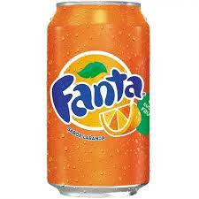 Fanta Lata 350ml