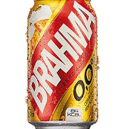 Cerveja Brahma 0