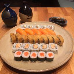 Sushi Philadelphia - 30 Peças