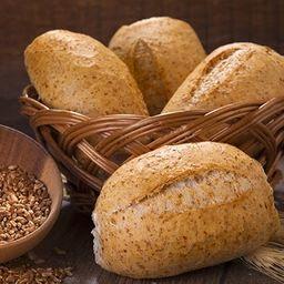 Pão Francês com Fibras