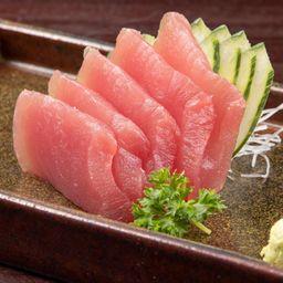 Sashimi de Atum - Fatias
