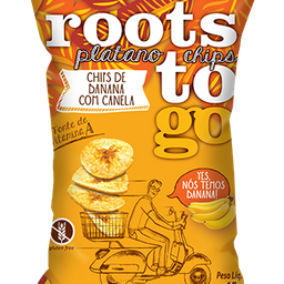 Roots To Go Banana Doce - 45g