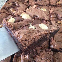 Brownie Trio Chocolates - 80g