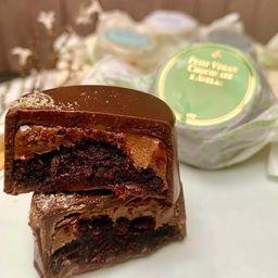 Petit Vegan Chocolate e Avelãs