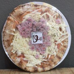 Pizza Presunto e Queijo Aperitivo