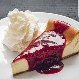 Cheesecake Clássica de New York