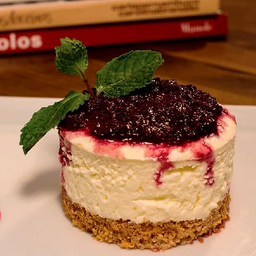 Cheesecake com Calda - 80g