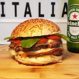 Giuseppe Italian Burger - 150g