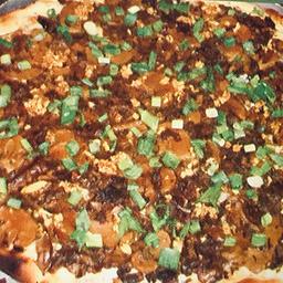 Pizza de Cogumelos