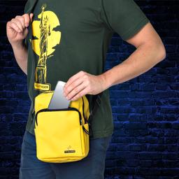 Shoulder Secret Bag - Yellow Finger