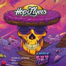 Hop Flyers - Little Sky Guava 1L