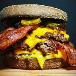 Triplo Bacon Bbq