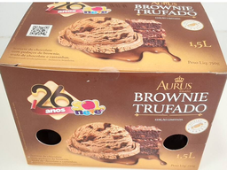 Aurus Brownie Trufado - 1,5L