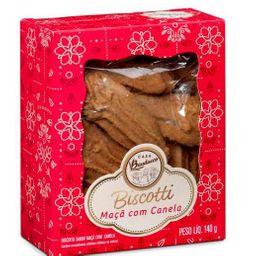 Biscotti Maçã com Canela - 140g