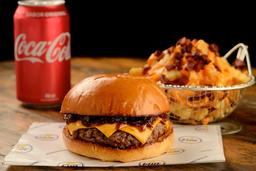Caramel Burger
