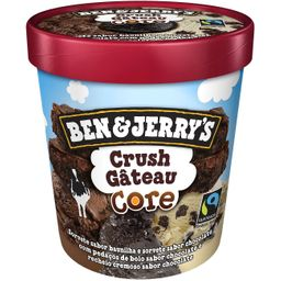 Sorv Benjerrys 458ml Crush Gateau Core