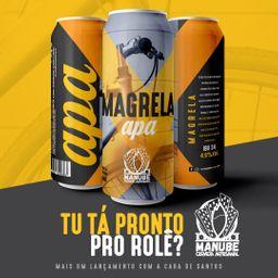 Magrela - American Pale Ale (APA) - 473ml - Manube