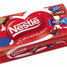 Caixa de Bombom Nestlé Especialidades - 300g