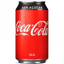 Coca Cola Sem Açúcar