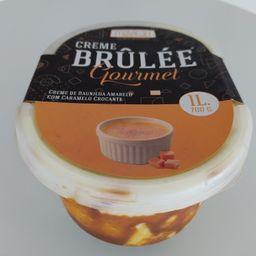 Sorvete de Creme Brulée Gourmet - 1L