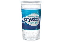 Água Mineral Crystal sem Gás - 310ml