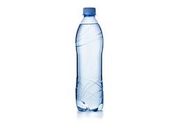 Água mineral garrafinha de 300ml