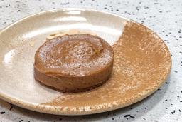 Torta Fudge de Amêndoas