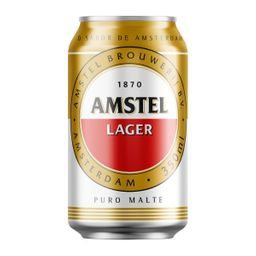 Amstel - Lata