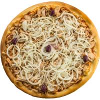 Pizza de Atum paulistano