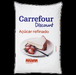 Açúcar Refinado Carrefour 1 Kg