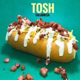 4x Dogs (tosh) + Refrigerante (1l)