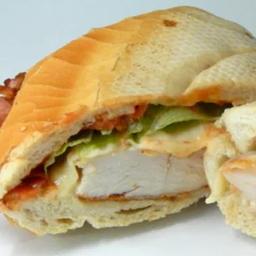 Lanche California Chicken