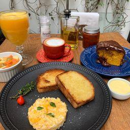 Breakfast do bene do seu jeito