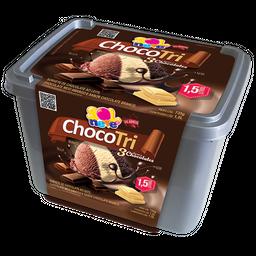 Pote Chocotri 3 Tipos de Chocolates 1,5L
