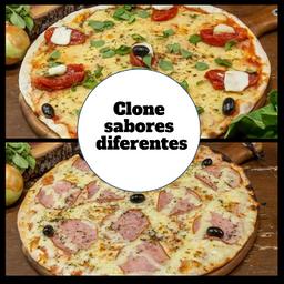 2x1 Clone Pizza Tradicional