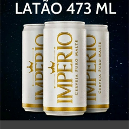 Cerveja Latão  Imperio 473ml Und.