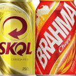 Cervejas em lata - ( 290ml e 350ml )