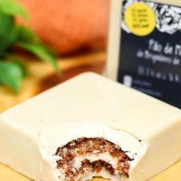 Pão de Mel com Brigadeiro de Limão - 80g