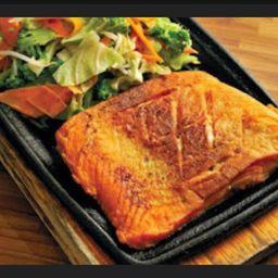 Tepanhaki salmão -300g