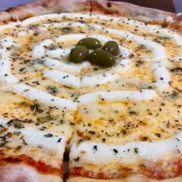 Pizza 5 Queijos - Grande