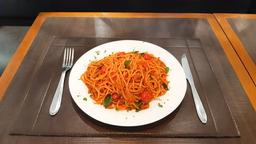 Espaguete ao Pomodoro e Basílico - 450g