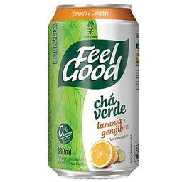 Feel Good - Chá Verde com Laranja e Gengibre