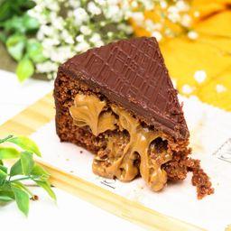 Fatia bolo de pão de mel - 180g