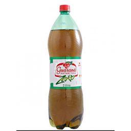 Guaraná antártica zero 2 litros