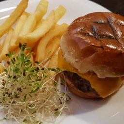 Mini Burger de Kobe Beef